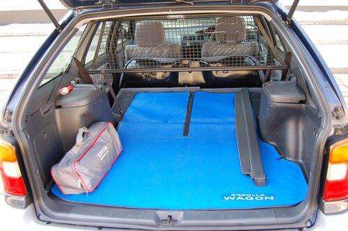 Народное ретро. Toyota Corolla Touring Wagon AE100 1994 года. Все сущности «сарая»43