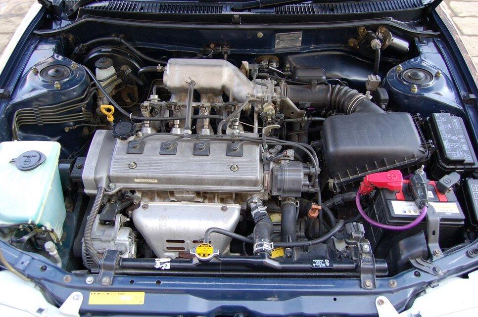 Народное ретро. Toyota Corolla Touring Wagon AE100 1994 года. Все сущности «сарая»44