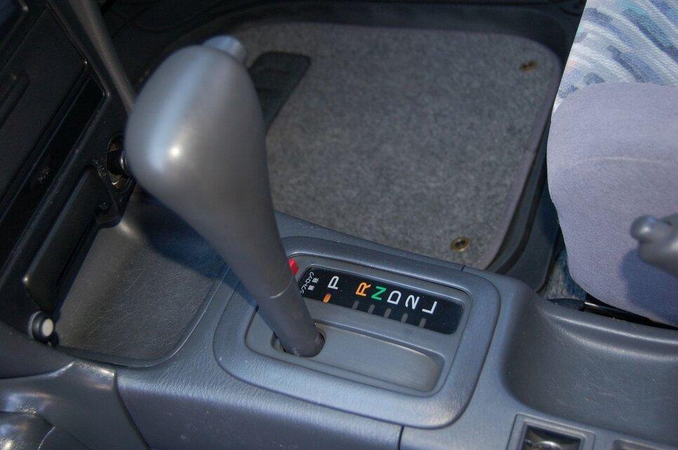 Народное ретро. Toyota Corolla Touring Wagon AE100 1994 года. Все сущности «сарая»45