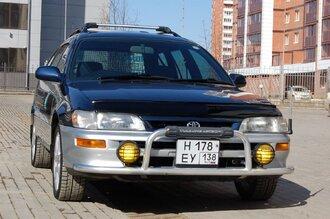 Народное ретро. Toyota Corolla Touring Wagon AE100 1994 года. Все сущности «сарая»49