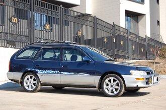 Народное ретро. Toyota Corolla Touring Wagon AE100 1994 года. Все сущности «сарая»51