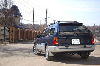 Народное ретро. Toyota Corolla Touring Wagon AE100 1994 года. Все сущности «сарая»54