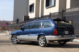 Народное ретро. Toyota Corolla Touring Wagon AE100 1994 года. Все сущности «сарая»56