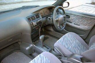 Народное ретро. Toyota Corolla Touring Wagon AE100 1994 года. Все сущности «сарая»60