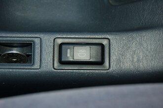 Народное ретро. Toyota Corolla Touring Wagon AE100 1994 года. Все сущности «сарая»61
