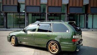 Народное ретро. Toyota Corolla Touring Wagon AE100 1994 года. Все сущности «сарая»69