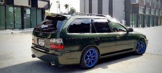 Народное ретро. Toyota Corolla Touring Wagon AE100 1994 года. Все сущности «сарая»74