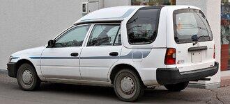 Народное ретро. Toyota Corolla Touring Wagon AE100 1994 года. Все сущности «сарая»75