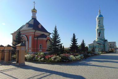 Интересные и благодатные места Калужской губернии (области). Часть1