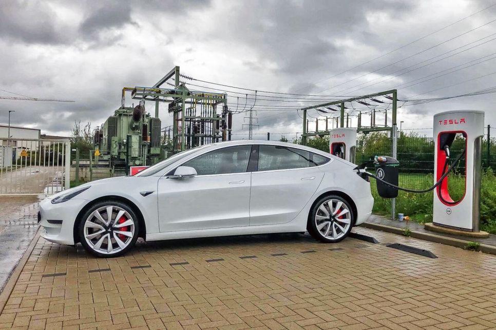 Пробег электрокаров: Топ-10 автомобилей