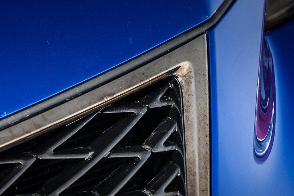 И в гроб сходя, благословил! Lexus NX 300 инспектирует Geely Tugella7