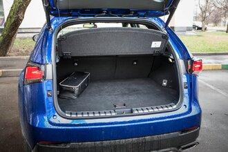 И в гроб сходя, благословил! Lexus NX 300 инспектирует Geely Tugella80