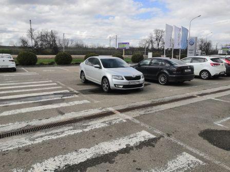 Skoda Octavia 2013 - отзыв владельца