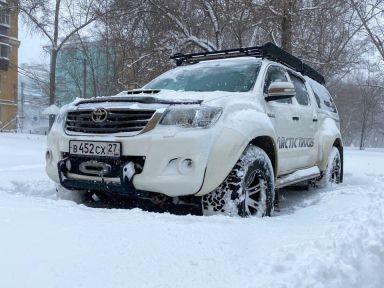 Toyota Hilux Pick Up, 2013