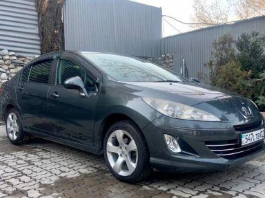 Peugeot 408, 2013