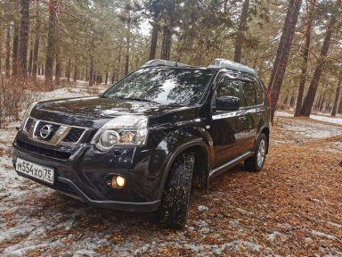 Nissan X-Trail 2012 отзыв автора | Дата публикации 01.04.2021.