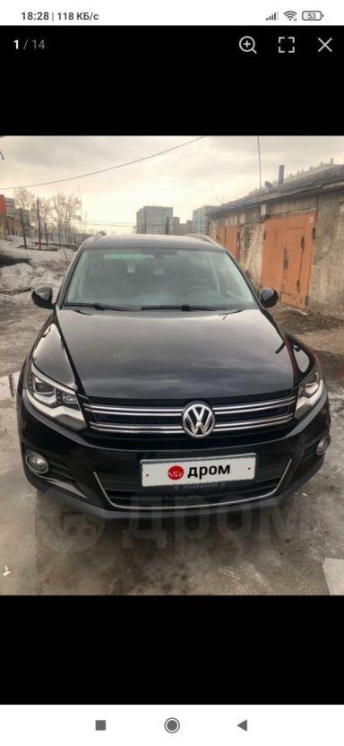 Volkswagen Tiguan 2012 отзыв автора | Дата публикации 01.04.2021.
