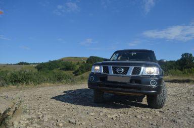 Nissan Patrol 2005 отзыв автора | Дата публикации 05.04.2021.