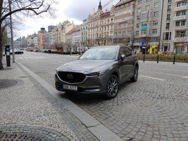 Mazda CX-5 2021 отзыв автора | Дата публикации 06.04.2021.