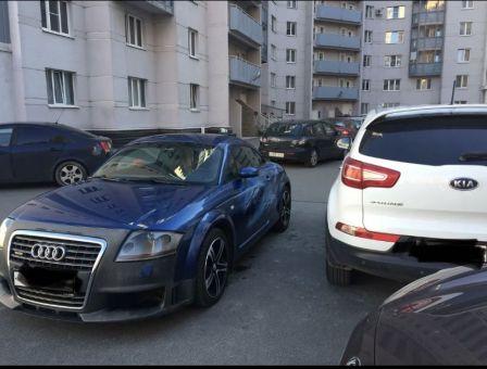 Audi TT 2004 - отзыв владельца