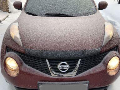 Nissan Juke 2013 отзыв автора | Дата публикации 06.04.2021.