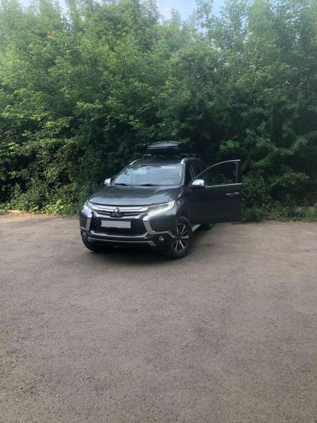 Mitsubishi Pajero Sport 2019 - отзыв владельца