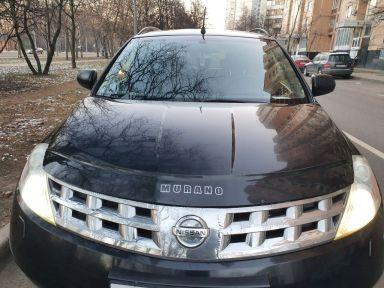 Nissan Murano, 2007