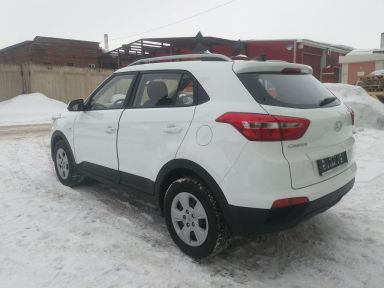 Hyundai Creta 2020 отзыв автора | Дата публикации 11.04.2021.