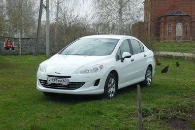 Peugeot 408 2013 отзыв автора | Дата публикации 11.04.2021.
