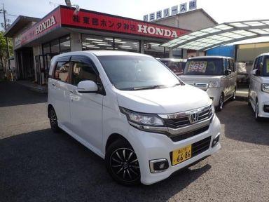 Honda N-WGN, 2017