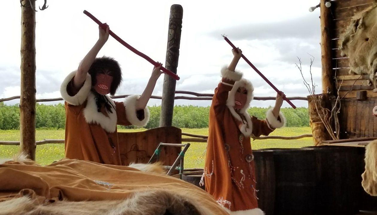 танцы аборигенов
