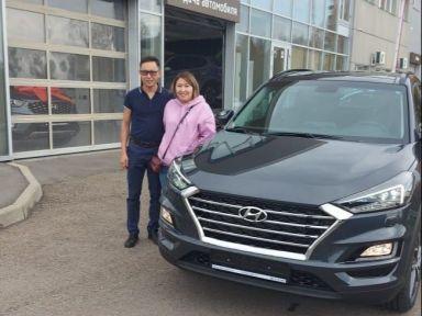 Hyundai Tucson 2020 отзыв автора | Дата публикации 19.04.2021.