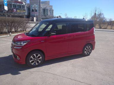 Suzuki Solio, 2017
