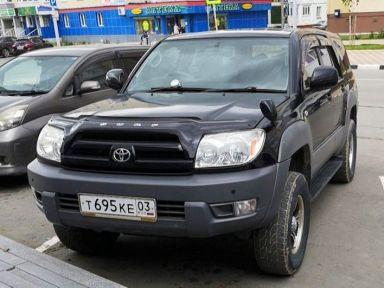 Toyota Hilux Surf 2004 отзыв автора | Дата публикации 20.04.2021.