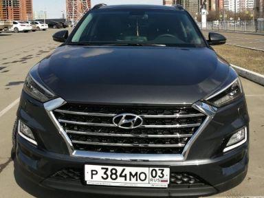 Hyundai Tucson 2020 отзыв автора | Дата публикации 20.04.2021.