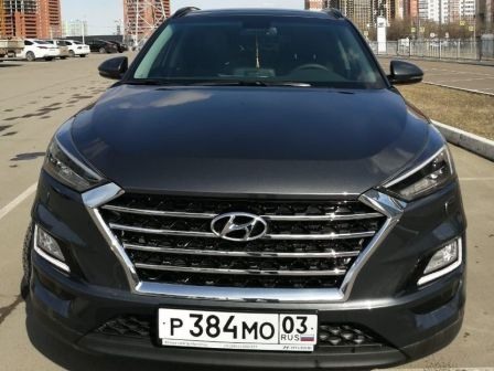 Hyundai Tucson 2020 - отзыв владельца