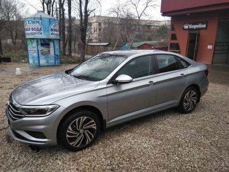 Volkswagen Jetta 2020 - отзыв владельца