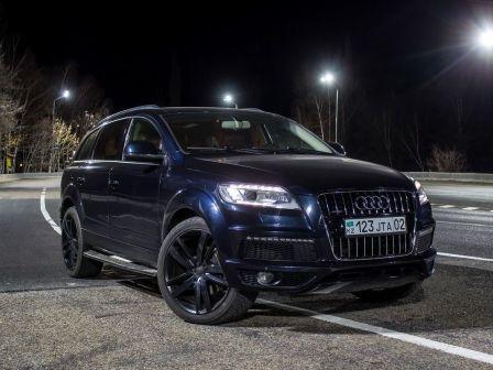 Audi Q7 2011 - отзыв владельца