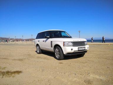 Land Rover Range Rover, 2009