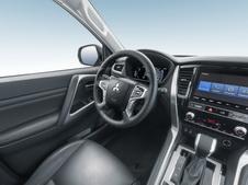 Mitsubishi Pajero Sport 2019, 3 поколение, рестайлинг