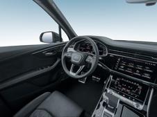 Audi SQ7 2019, 1 поколение, рестайлинг
