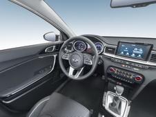 Kia Ceed 2018, 3 поколение