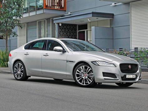 Jaguar XF (X260) 04.2016 - 10.2020
