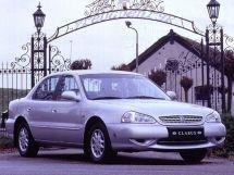 Kia Clarus рестайлинг 1998, седан, 1 поколение, K9A