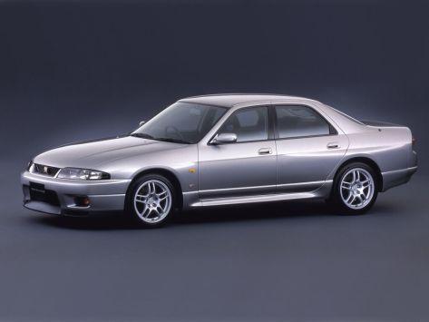 Nissan Skyline GT-R (R33) 10.1997 - 12.1998