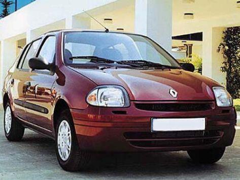 Renault Clio  06.1999 - 02.2002