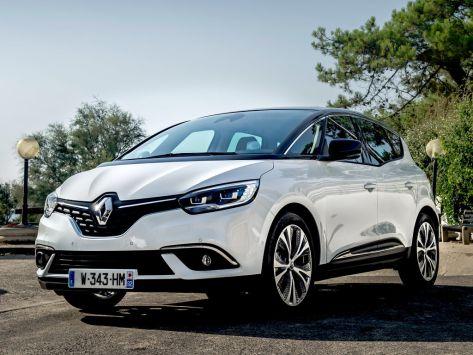 Renault Scenic (J9) 09.2016 -  н.в.