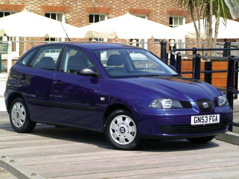 SEAT Ibiza (6L) 05.2002 - 04.2006