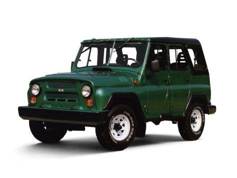 УАЗ 469  12.1972 - 01.1999