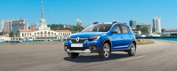 Renault SANDERO от 721 000 рублей